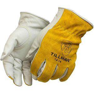 NEW Tillman 1414 Leather Work Gloves XL 12 Pack
